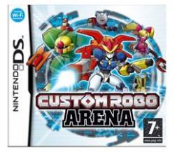 Nintendo Custom Robo Arena (Nintendo DS)