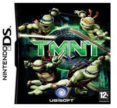 Ubisoft Teenage Mutant Ninja Turtles (Nintendo DS)