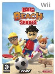 THQ Big Beach Sports (Wii)