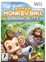 SEGA Super Monkey Ball Banana Blitz (Wii)
