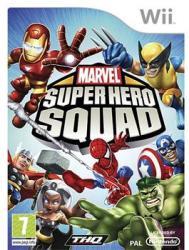 THQ Marvel Super Hero Squad (Wii)