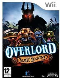 Codemasters Overlord Dark Legend (Wii)