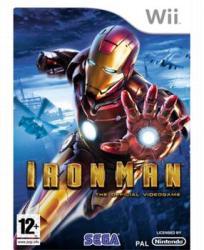 SEGA Iron Man (Wii)