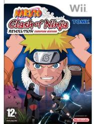 Tomy Corporation Naruto: Clash of Ninja Revolution (Nintendo Wii)