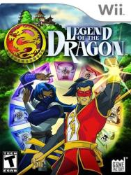 The Game Factory Legend of the Dragon (Wii)