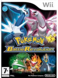 Nintendo Pokémon Battle Revolution (Wii)
