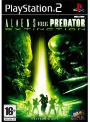 Electronic Arts Aliens vs Predator Extinction (PS2)