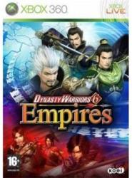 Koei Dynasty Warriors 6 Empires (Xbox 360)