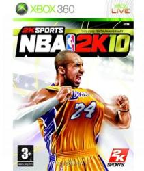 2K Games NBA 2K10 (Xbox 360)