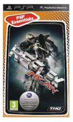 THQ MX vs. ATV Reflex (PSP)