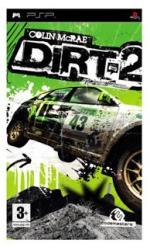Codemasters Colin McRae DiRT 2 (PSP)