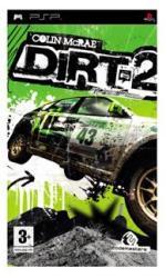 Codemasters Colin McRae DiRT 2 (PSP)