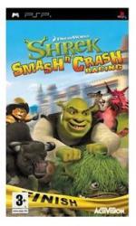 Activision Shrek Smash n' Crash Racing (PSP)
