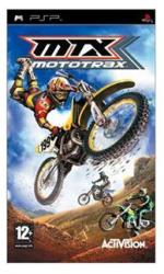 Activision MTX Mototrax (PSP)