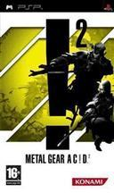 Konami Metal Gear Ac!d 2 (PSP)