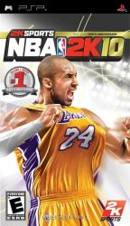 2K Games NBA 2K10 (PSP)
