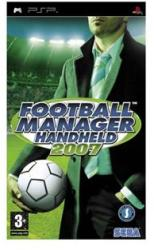 SEGA Football Manager Handheld 2007 (PSP)