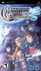 SEGA Phantasy Star Portable (PSP)
