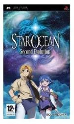 Square Enix Star Ocean: Second Evolution (PSP)