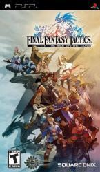Square Enix Final Fantasy Tactics The War of the Lions (PSP)