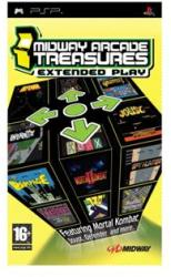 Midway Midway Arcade Treasures Extended Play (PSP)