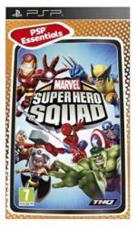 THQ Marvel Super Hero Squad (PSP)