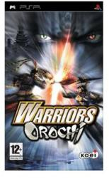 Koei Warriors Orochi (PSP)