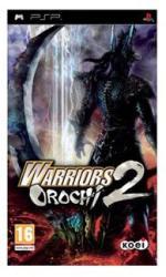 Koei Warriors Orochi 2 (PSP)