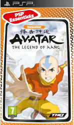 THQ Avatar The Legend of Aang (PSP)