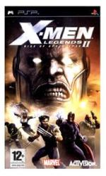 Activision X-Men Legends 2 Rise of Apocalypse (PSP)