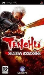 Ubisoft Tenchu Shadow Assassins (PSP)