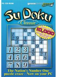 Greenstreet Games Sudoku Classic (PC)