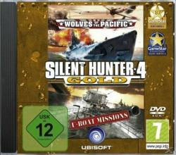 Ubisoft Silent Hunter 4 Wolves of the Pacific [Gold Edition] (PC)