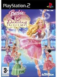Activision Barbie in the 12 Dancing Princesses (PS2)