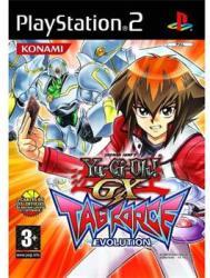 Konami Yu-Gi-Oh! GX Tag Force Evolution (PS2)