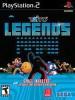 SEGA Taito Legends (PS2)