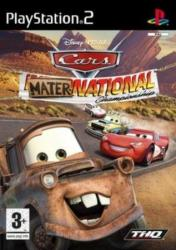 THQ Cars Mater-National Championship (PS2)