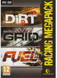 Codemasters Racing Megapack: Colin McRae Dirt + Grid + Fuel (PC)