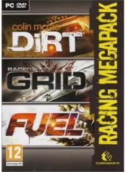 Codemasters Racing Megapack: Colin McRae Dirt + Grid + Fuel (PC)