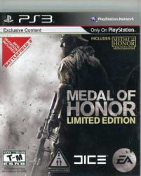 Electronic Arts Medal of Honor [Limited Edition] (PS3)