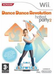 Konami Dance Dance Revolution Hottest Party 2 (Wii)