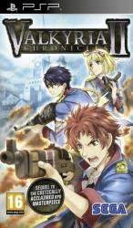 SEGA Valkyria Chronicles II (PSP)