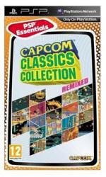 Capcom Capcom Classics Collection Remixed (PSP)
