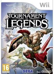 SEGA Tournament of Legends (Wii)