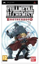 Namco Bandai FullMetal Alchemist Brotherhood (PSP)