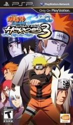 Namco Bandai Naruto Shippuden Ultimate Ninja Heroes 3 (PSP)