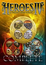 Ubisoft Heroes of Might and Magic IV Complete (PC)