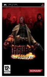 Konami Hellboy The Science of Evil (PSP)