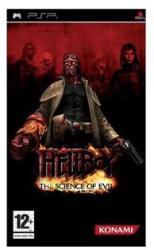 Konami Hellboy The Science of Evil (PSP)