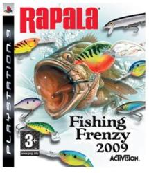 Activision Rapala Fishing Frenzy 2009 (PS3)